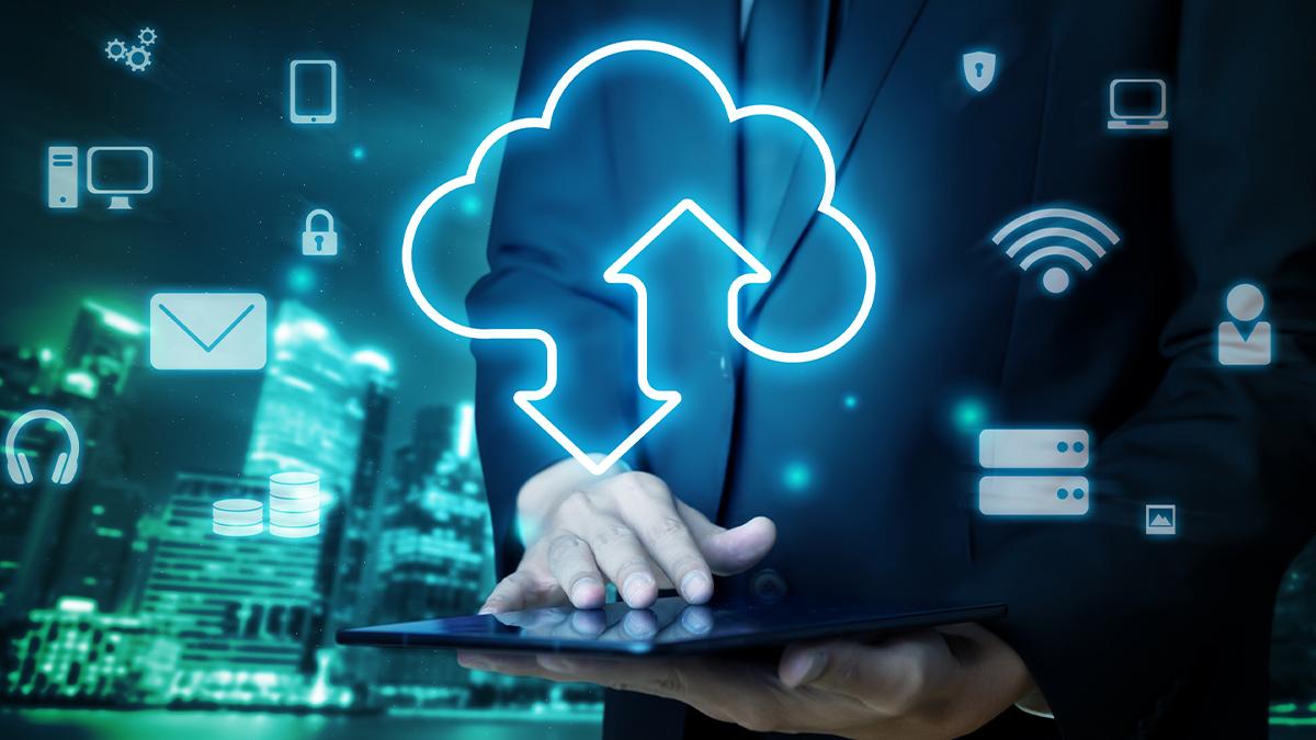 cloud hosting company