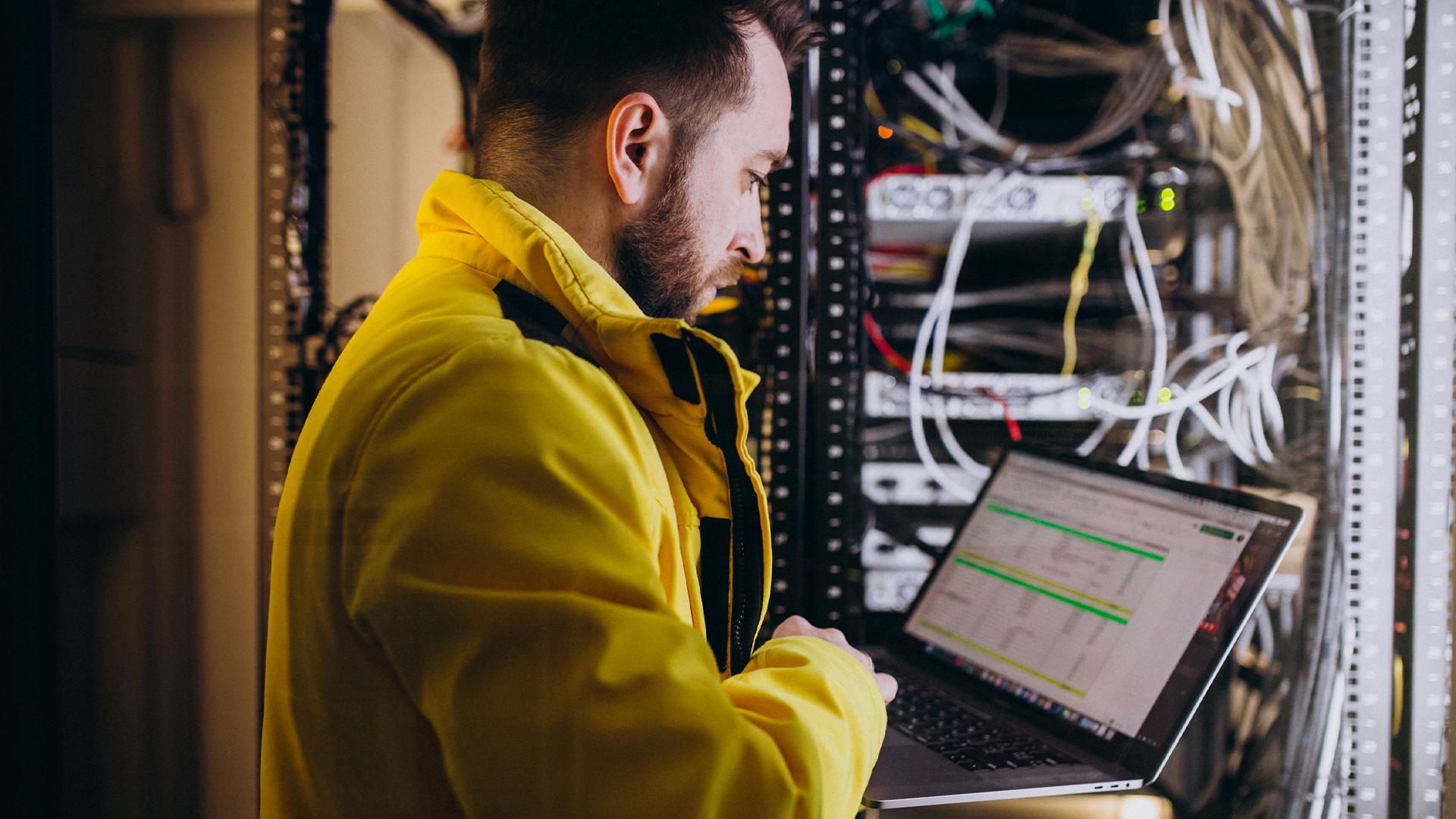server setup services